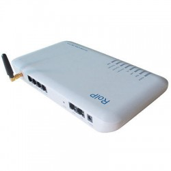 Радио VOIP GSM шлюз DBL RoIP 302